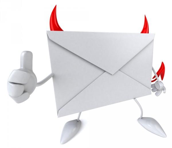 malicious spam