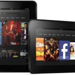 "7"" Kindle Fire HD"