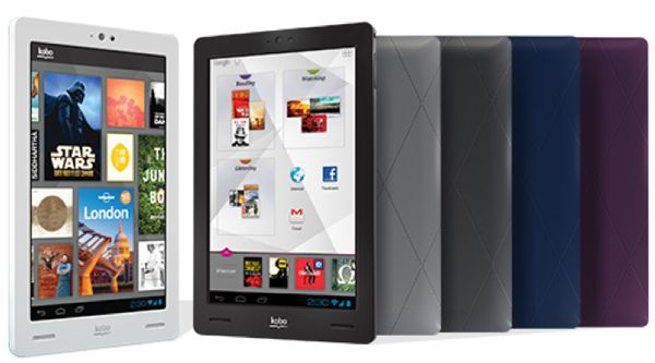 Kobo, Canada's answer to Kindle, debuts latest Android tablet ahead of Amazon