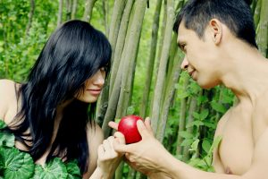 Adam Eve Garden of Eden Apple forbidden fruit