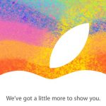 Apple Oct 23 invite