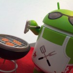 BBQ Android collectible