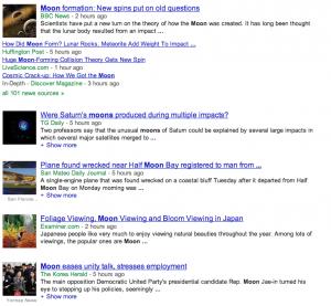 Google News image