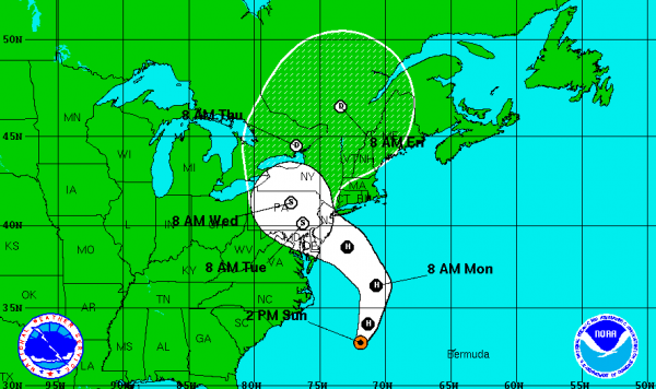 prepare your digital life for hurricane sandy
