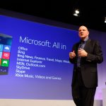 Steve Ballmer Windows 8 launch