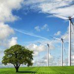 windmill green environment cloud