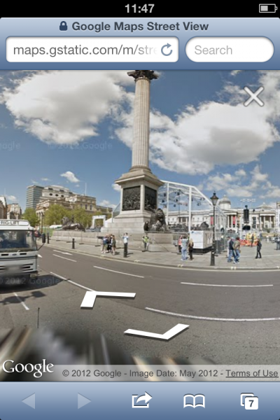 Street View arrives in Google's mobile app -- iOS 6 users ...