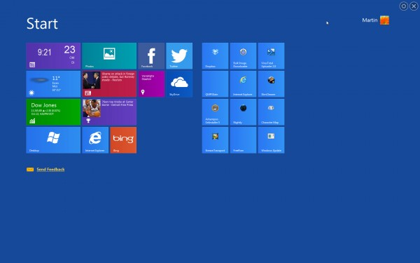 Get a taste of Windows 8 with WinMetro [mini-review]