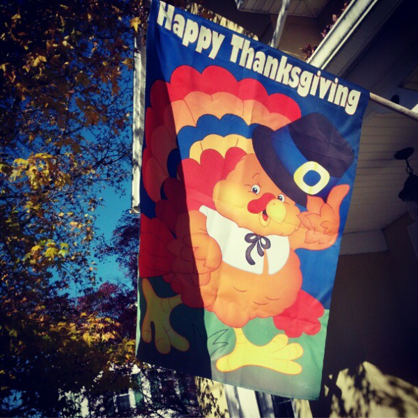 Instagram Happy Thanksgiving