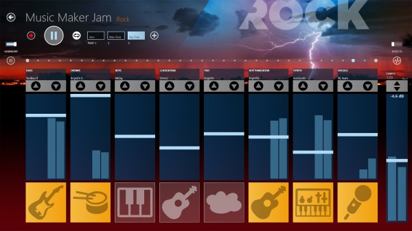 Best windows 8 apps this week for House music maker