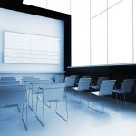 Presentation powerpoint audience boardroom classroom