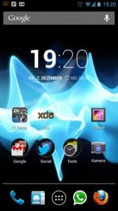 CyanogenMod 10.1 unofficial