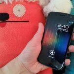 Galaxy Nexus front