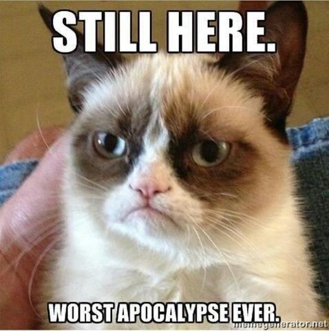 Grumpy Cat worst apocalypse