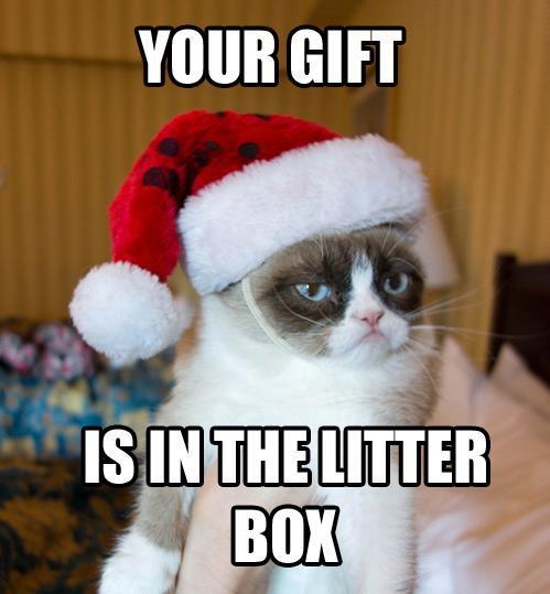 Grumpy Gift