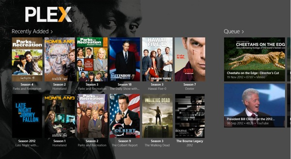 plex launches dedicated version of plex media center for