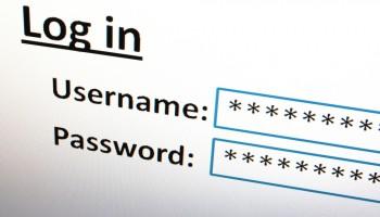 login password identity