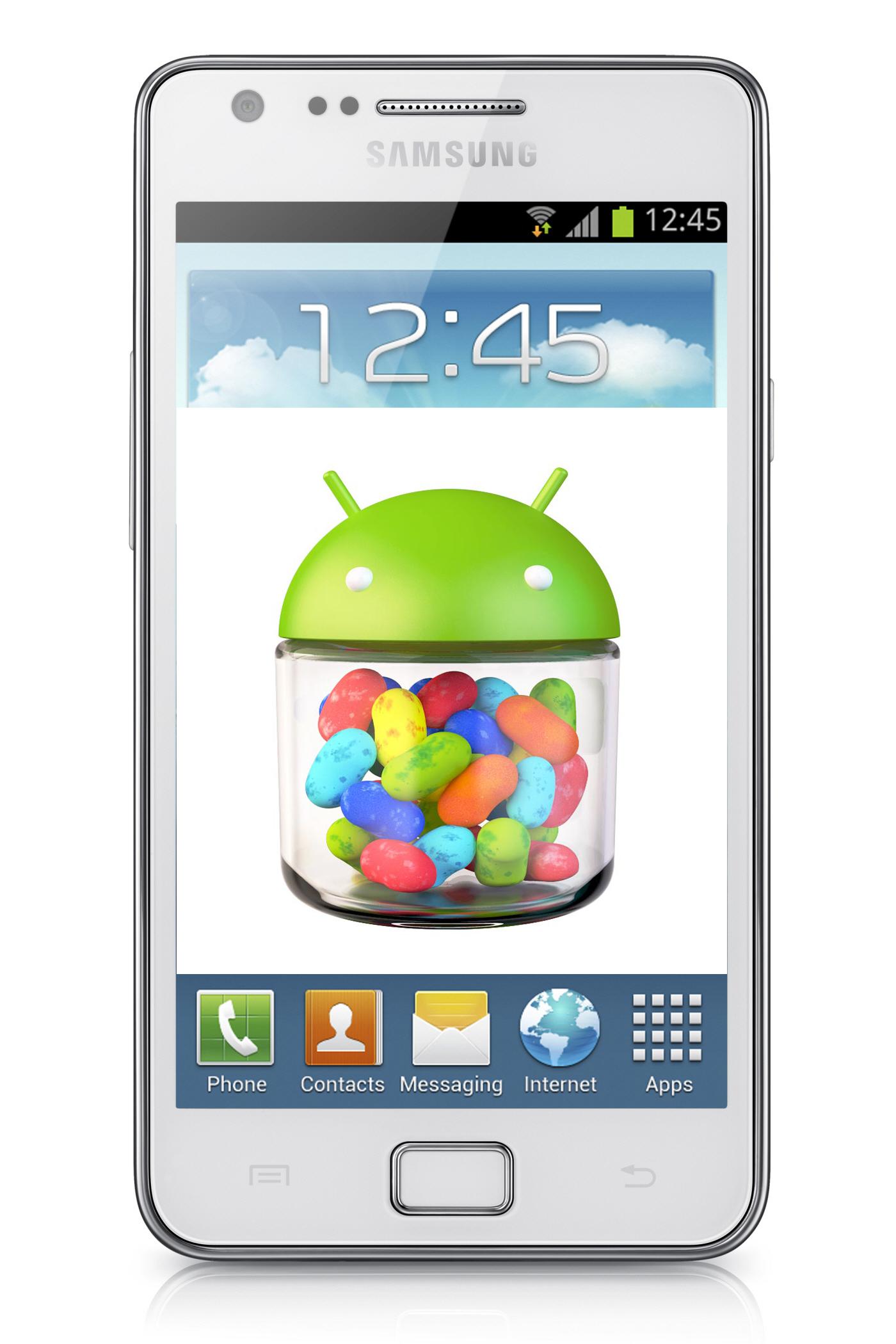Manually Install Android 4.1.2 Jelly Bean Galaxy S 2 GT ...