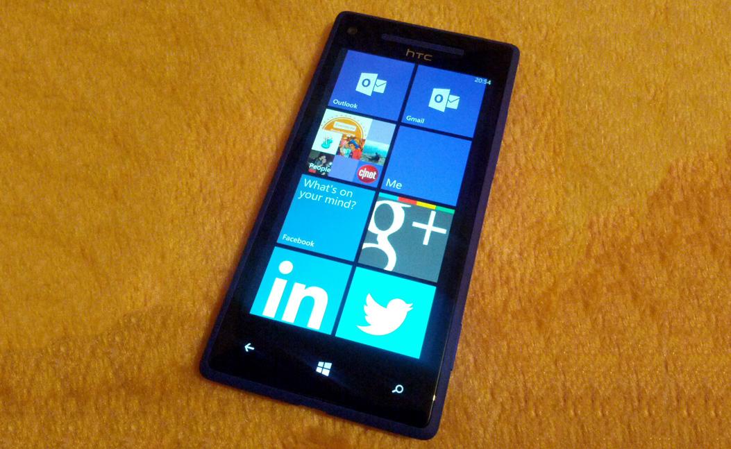 Sizzling Hot Windows Phone 7