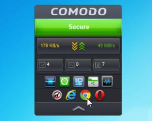 سيريال اصلى لمدة عام كامل للنسخة المشتراه للتنين COMODO  Widget-300x239