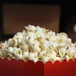 popcorn tv television