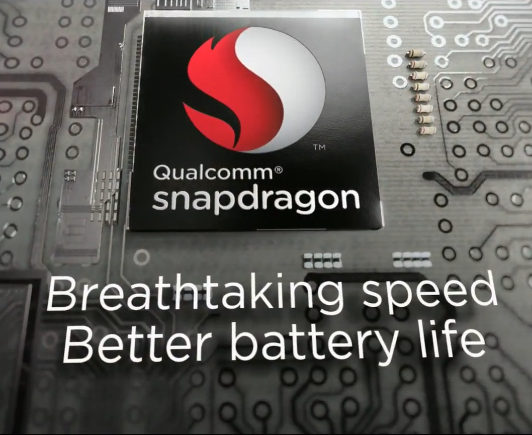 Qualcomm unveils the Snapdragon 800 and 600 processors ...