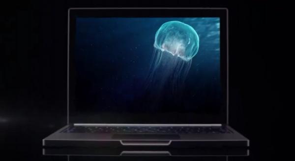 Chromebook Pixel looks like MacBook Pro to me