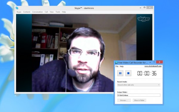 free video call recorder for skype 1.0.2.115