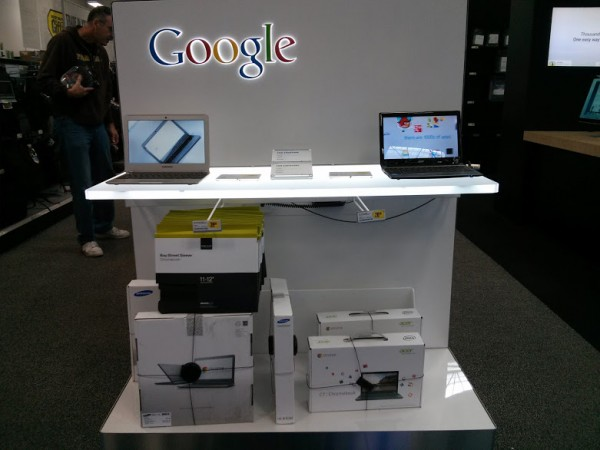 Yes! Google should open retail stores