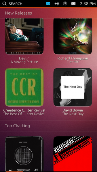 Ubuntu Touch -- interesting concept that needs work [preview]