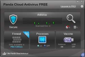 Protect your Windows 8 PC with Panda Cloud Antivirus