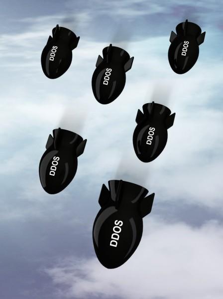 DDoS bombs
