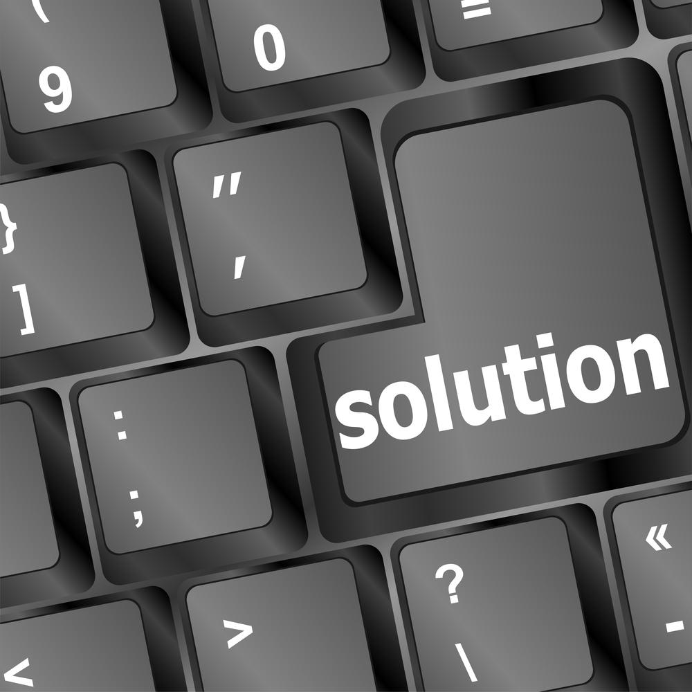 Fix repair computer solution keyboard