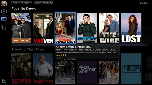 Google TV PrimeTime adds Amazon Prime, HBO GO and Netflix subscriptions