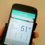google now nexus 4