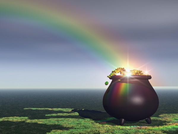 RainbowDrive finds the pot of gold in cloud storage