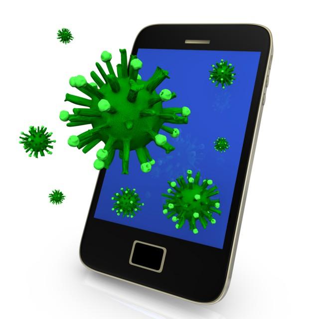virus malware infection mobile