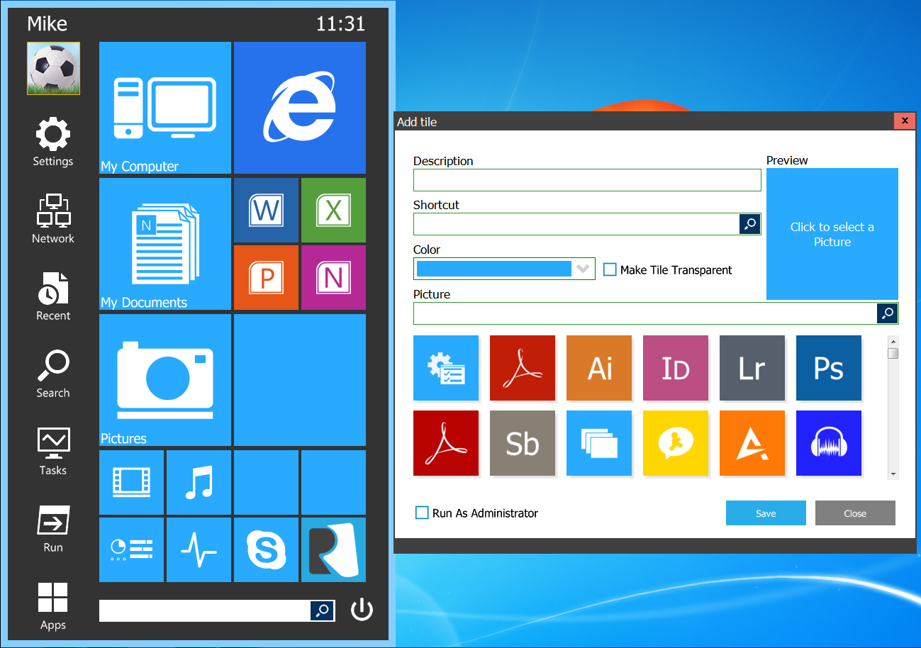Add A Modern Ui Style Start Menu To Windows 7 Or 8