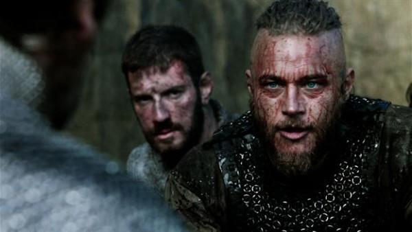 Vikings invade Britain, again