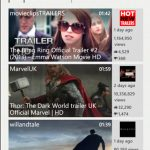 Windows Phone YouTube