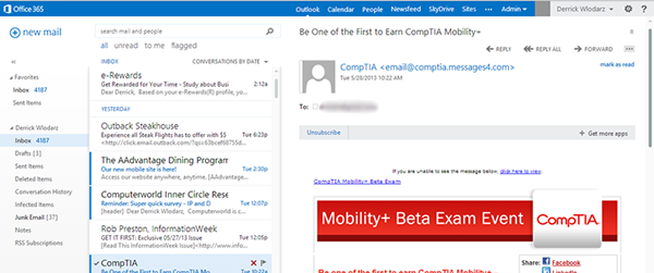Office 365 for Business: Cloud email (finally) ready for primetime ...