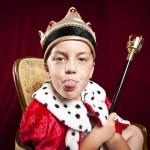 little boy king