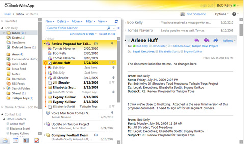 office 365 for business cloud email finally ready for primetime