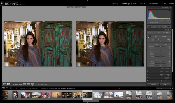 adobe photoshop lightroom 5 shows off advanced healing