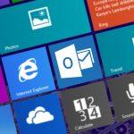 Windows 8.1 Outlook