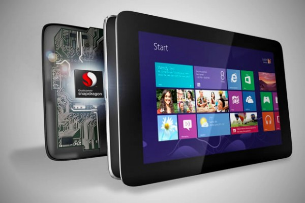 Qualcomm Snapdragon 800 processor to power Windows RT 8.1 devices