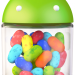 Android 4.3 Logo Jelly Bean