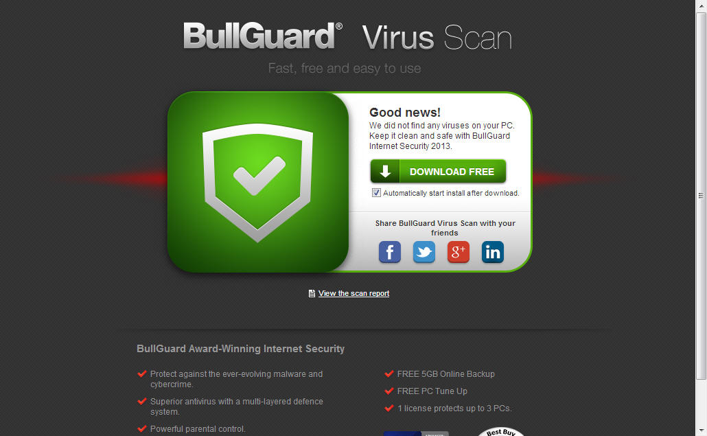 Best free online virus scanners 2018 for infected pc tech.