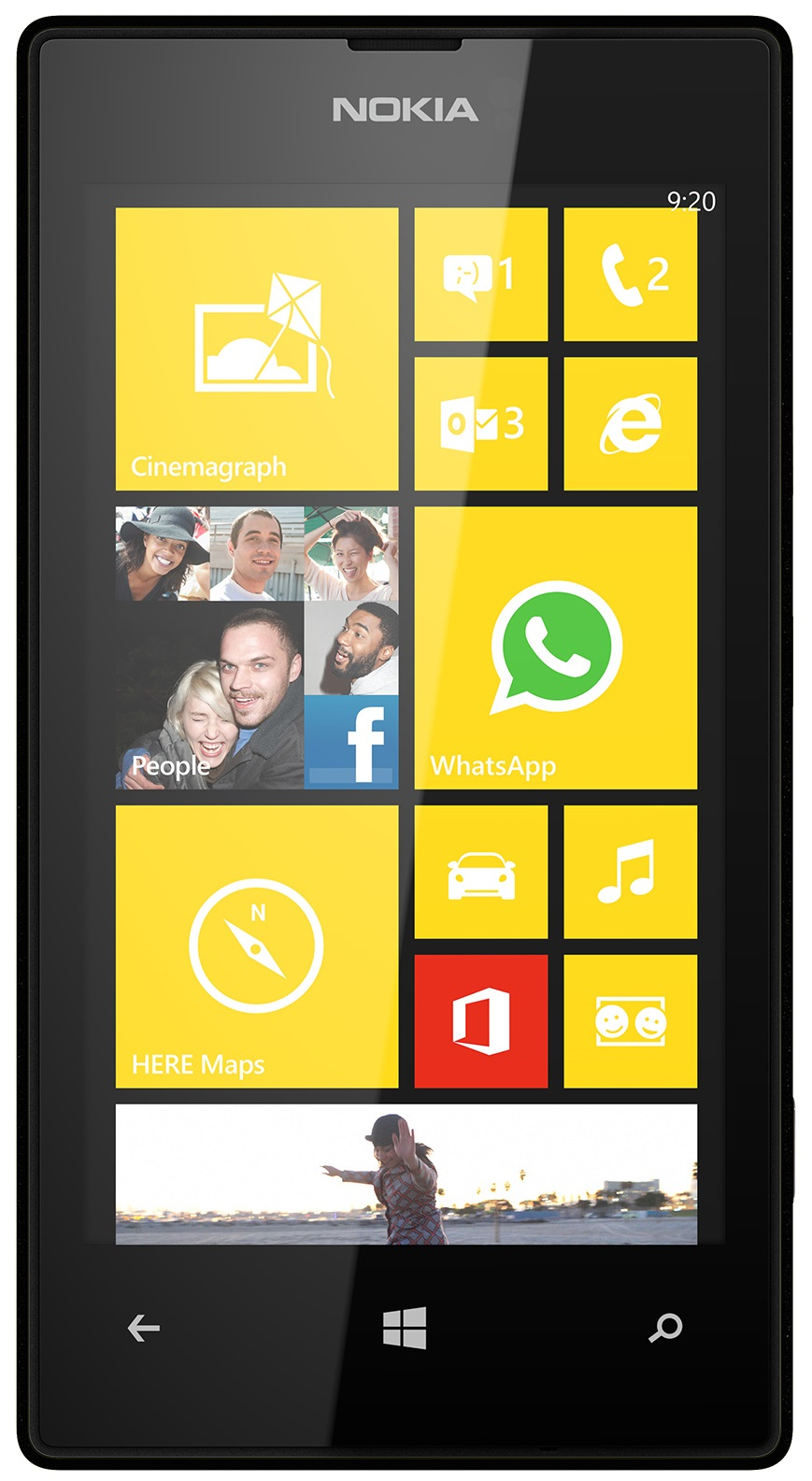 Drive 520 lumia here for