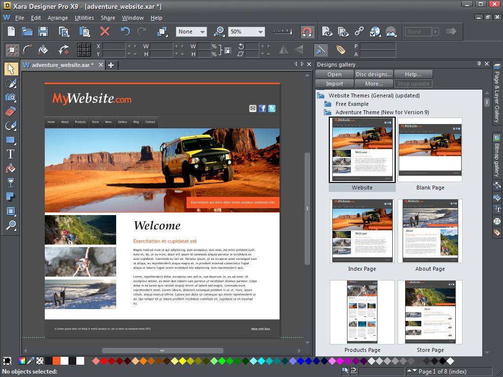 Easy Graphic Design Tools